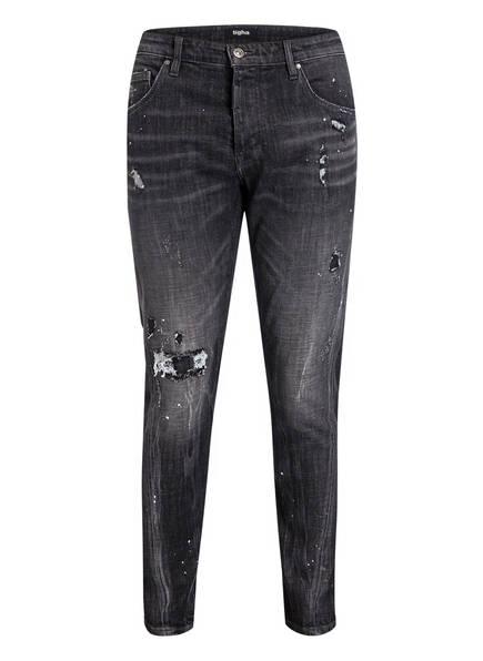 tigha Jeans BILLY THE KID Slim Fit, Farbe: 901 VINTAGE BLACK (Bild 1)