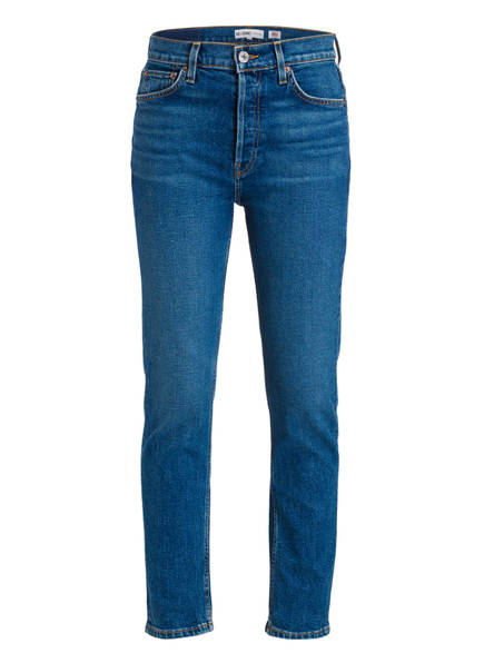 RE/DONE 7/8-Jeans , Farbe: MID 70S BLUE (Bild 1)