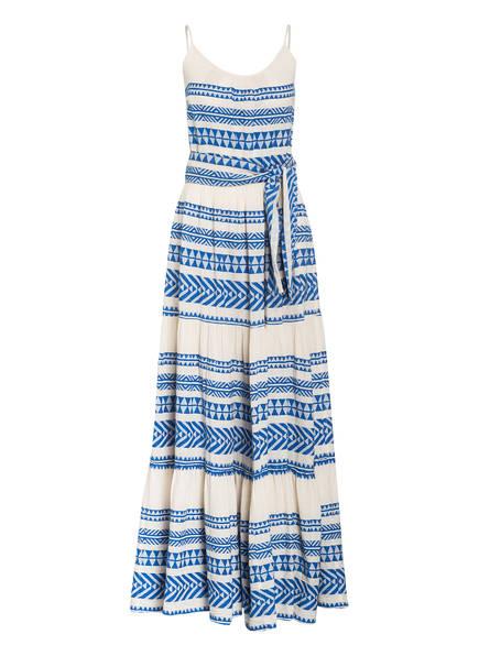 Devotion Kleid, Farbe: BLAU/ WEISS (Bild 1)