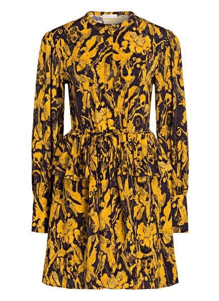 STINE GOYA Kleid LENITA, Farbe: GELB/ BLAU (Bild 1)