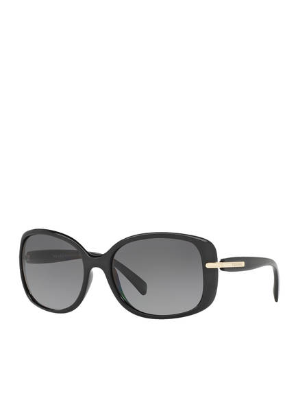 PRADA Sonnenbrille PR 08OS, Farbe: 1AB5W1 - SCHWARZ/ GRAU (Bild 1)