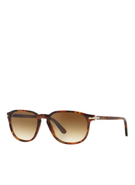 Persol Sonnenbrille PO3019S , Farbe: 108/ 51 HAVANA/ BRAUN (Bild 1)