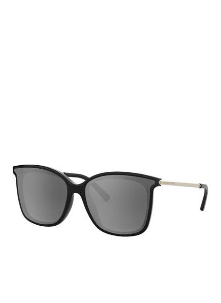 MICHAEL KORS Sonnenbrille MK2079U, Farbe: 333282 - SCHWARZ/ GRAU POLARISIERT (Bild 1)
