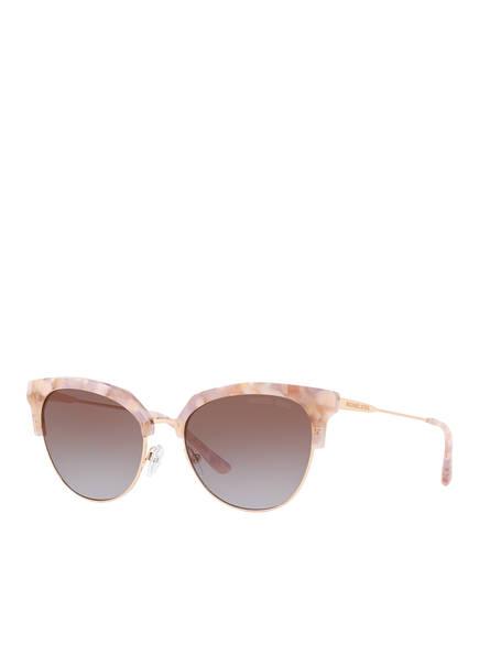 MICHAEL KORS Sonnenbrille MK1033, Farbe: 334168 - ROSA/ BRAUN VERLAUF (Bild 1)