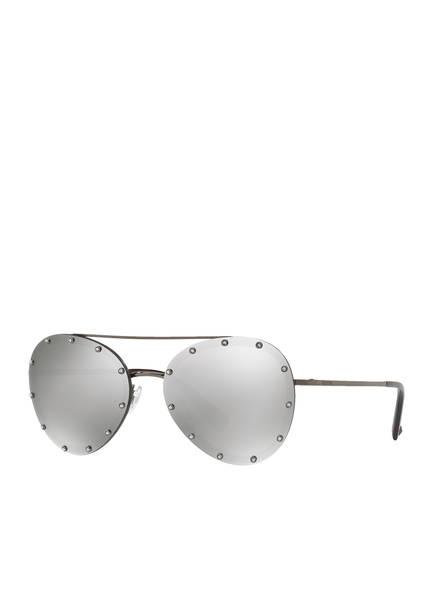 VALENTINO Sonnenbrille VA2013, Farbe: 30056G - RUTHENIUM (Bild 1)