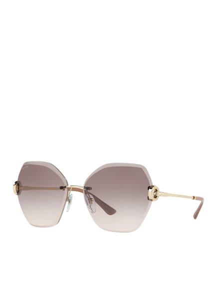 BVLGARI Sunglasses Sonnenbrille BV610B, Farbe: 278/3B PALE GOLD (Bild 1)