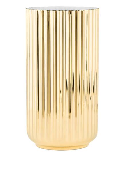 LYNGBY Vase, Farbe: GOLD (Bild 1)