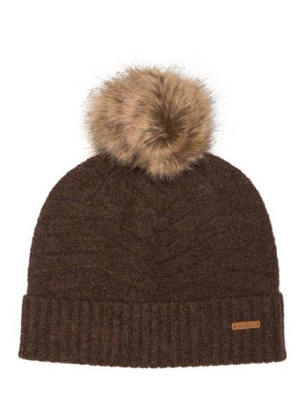 Barts Mütze HENRIETTE , Farbe: BRAUN (Bild 1)