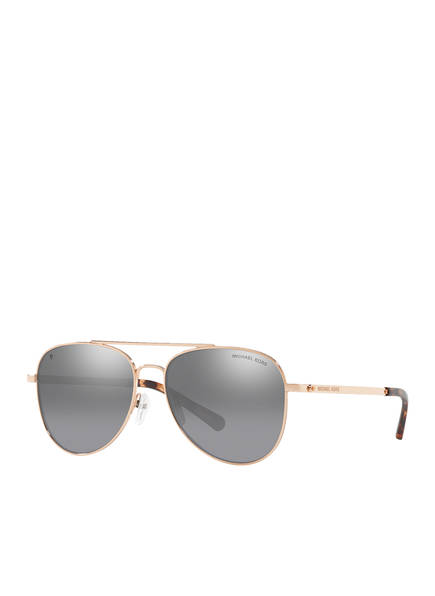 MICHAEL KORS Sonnenbrille MK1045 , Farbe: 110882 - ROSÉ/ GRAU POLARISIERT (Bild 1)