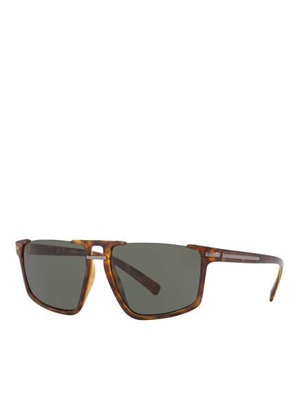 VERSACE Sonnenbrille VE4363, Farbe: 108/71 - HAVANA/ DUNKELGRÜN (Bild 1)