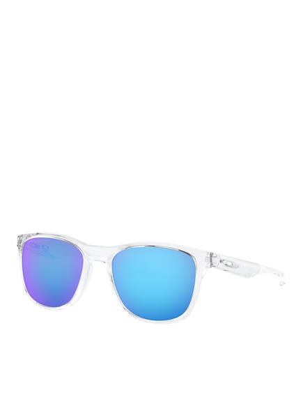 OAKLEY Sonnenbrille TRILLBE X, Farbe: 934005 - TRANSPARENT/ BLAU POLARISIERT (Bild 1)