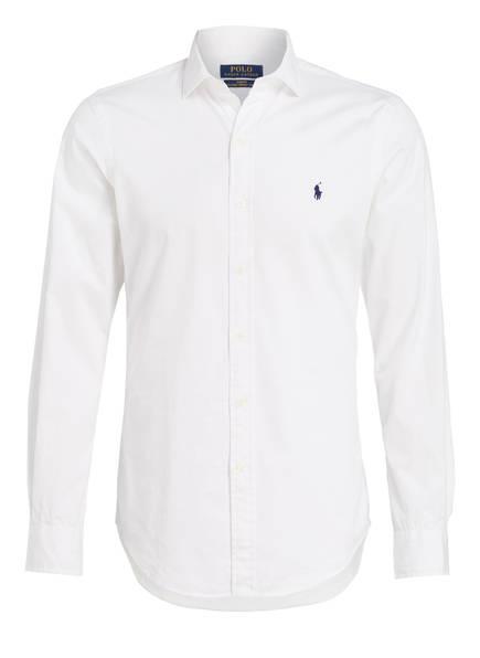 POLO RALPH LAUREN Hemd Slim Fit, Farbe: WEISS (Bild 1)