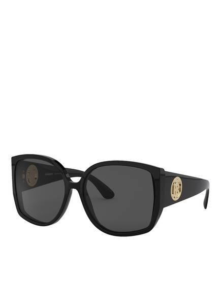 BURBERRY Sonnenbrille BE4290 , Farbe: 300187- SCHWARZ/ SCHWARZ (Bild 1)