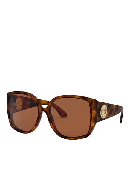 BURBERRY Sonnenbrille BE4290 , Farbe: 3382/3 - HAVANA/ BRAUN (Bild 1)