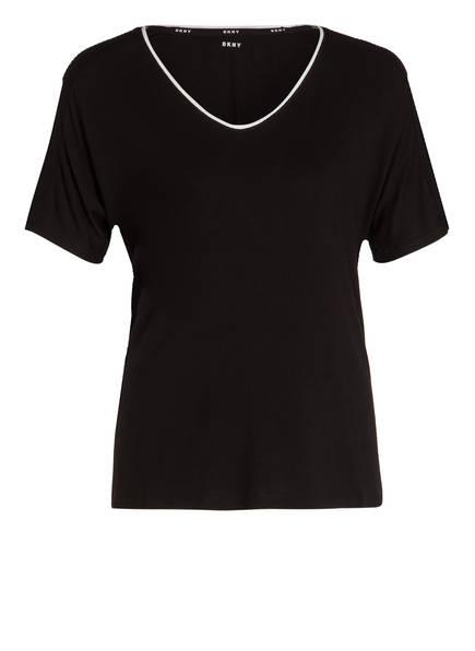 DKNY Schlafshirt, Farbe: SCHWARZ (Bild 1)