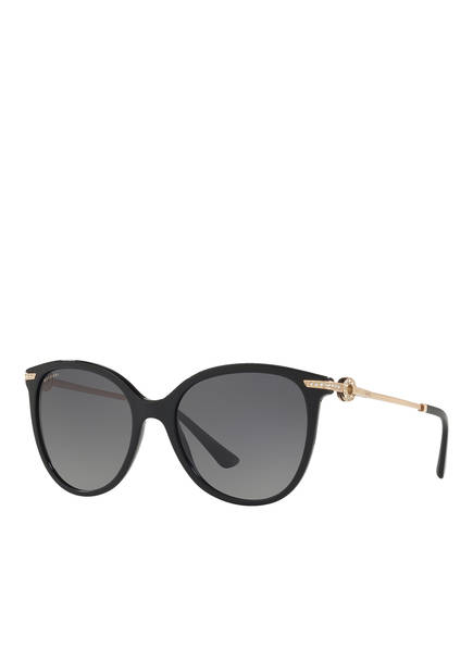 BVLGARI Sunglasses Sonnenbrille BV8201B, Farbe: 501/T3 - SCHWARZ/ SCHWARZ VERLAUF (Bild 1)