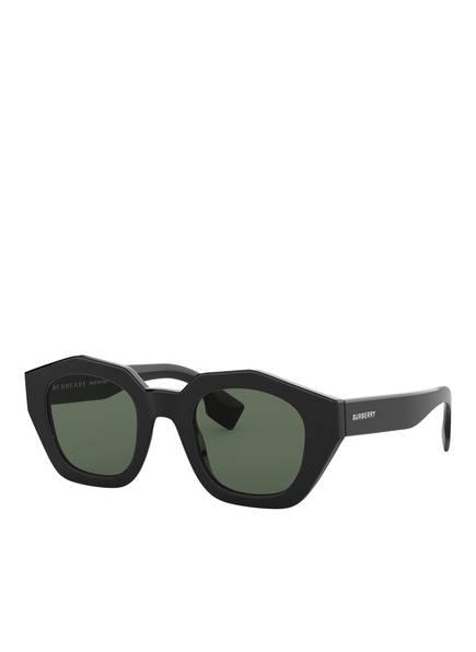 BURBERRY Sonnenbrille BE4288, Farbe: 300171 - SCHWARZ/ SCHWARZ (Bild 1)