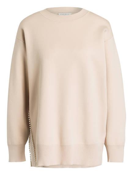 sandro Pullover , Farbe: CREME (Bild 1)