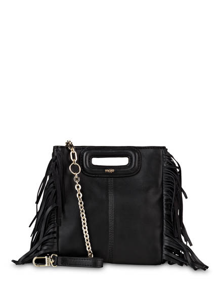 maje Handtasche M MINI , Farbe: SCHWARZ (Bild 1)