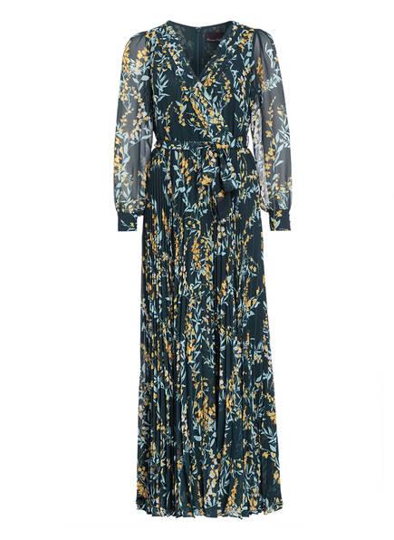 Phase Eight Kleid CARMEN, Farbe: DUNKELGRÜN/ GELB/ MINT (Bild 1)