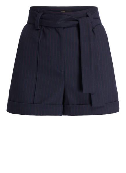 maje Shorts IDAIA , Farbe: DUNKELBLAU (Bild 1)