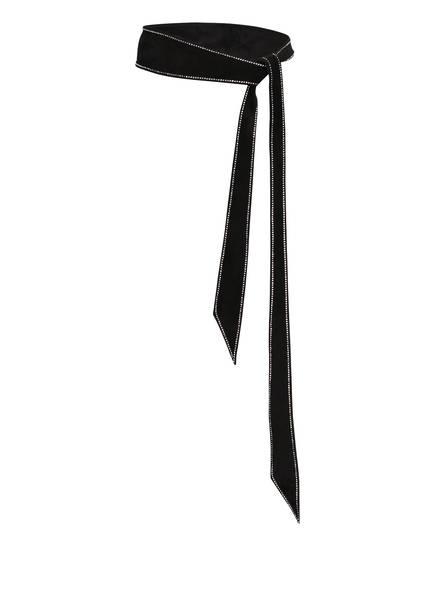 maje Taillengürtel AMEL, Farbe: SCHWARZ (Bild 1)