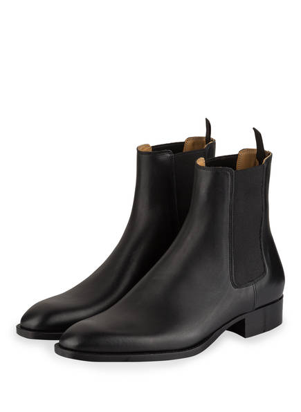 sandro Chelsea-Boots, Farbe: SCHWARZ (Bild 1)