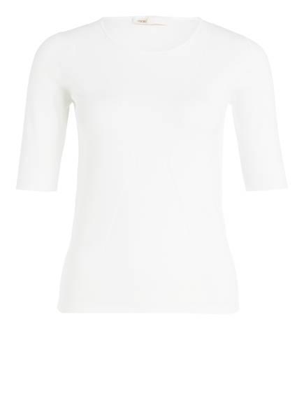 maje Strickshirt MUSA, Farbe: WEISS (Bild 1)
