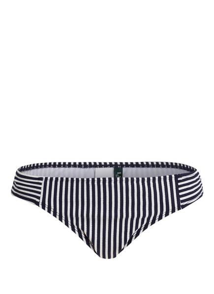 LAUREN RALPH LAUREN Bikini-Hose, Farbe: NAVY/ WEISS (Bild 1)