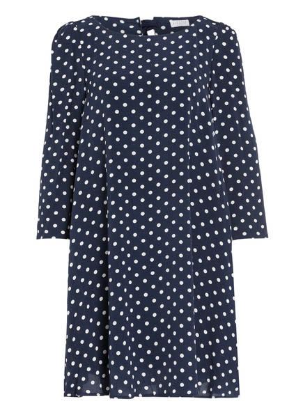 CLAUDIE PIERLOT Kleid RIFIFI, Farbe: DUNKELBLAU/ CREME (Bild 1)