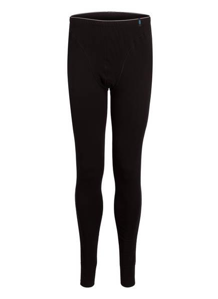SCHIESSER Lange Unterhose, Farbe: SCHWARZ (Bild 1)