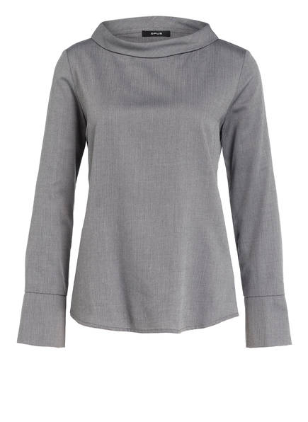 OPUS Blusenshirt FROLA, Farbe: GRAU (Bild 1)