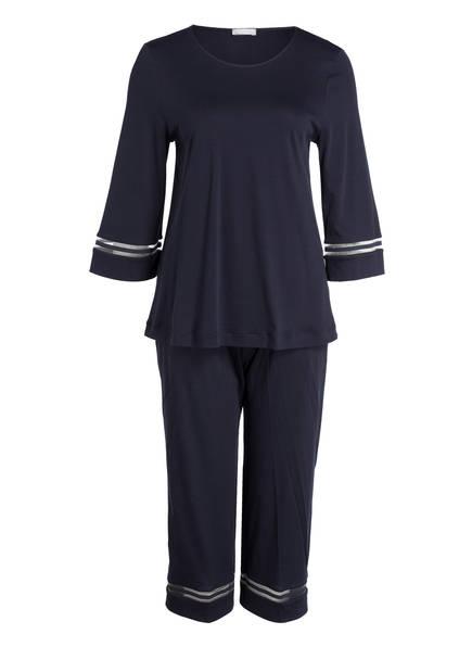 HANRO Schlafanzug ILONA, Farbe: DUNKELBLAU (Bild 1)