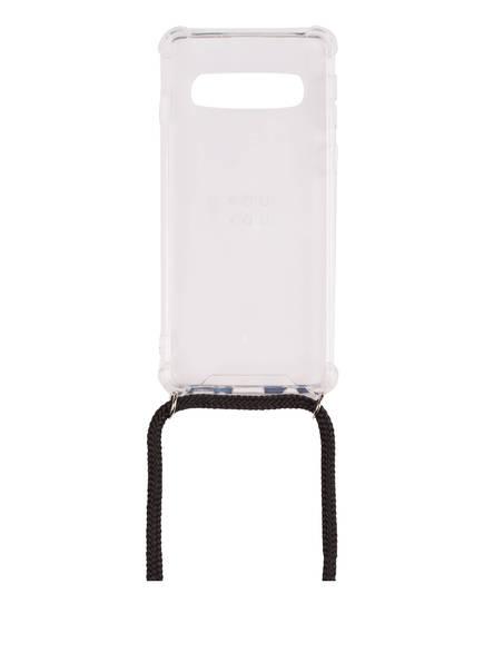 xouxou Smartphone-Hülle, Farbe: TRANSPARET/ SCHWARZ (Bild 1)