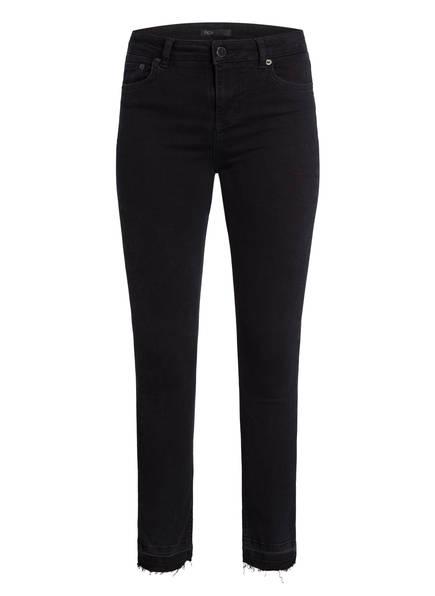 maje 7/8-Jeans PRESTA, Farbe: SCHWARZ (Bild 1)