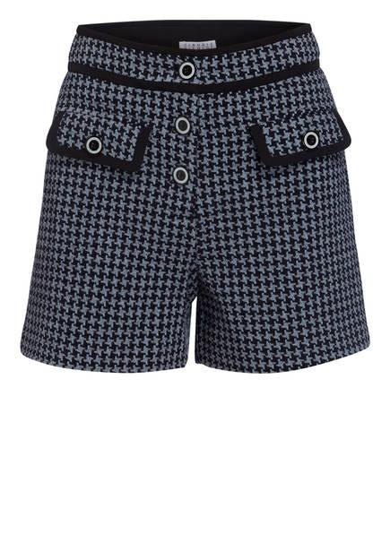 CLAUDIE PIERLOT Shorts, Farbe: SCHWARZ/ GRAU (Bild 1)