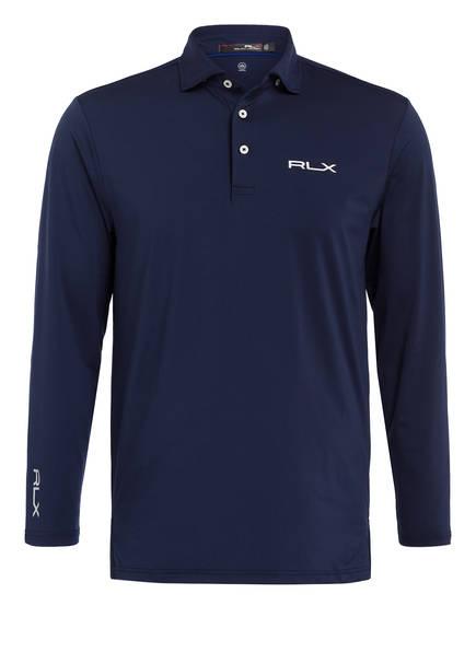 POLO GOLF RALPH LAUREN Funktions-Poloshirt, Farbe: NAVY (Bild 1)