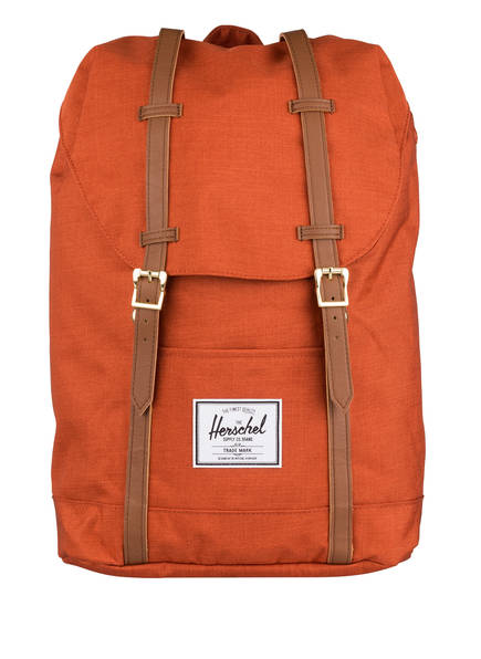 Herschel Rucksack Retreat 19,5 L orange