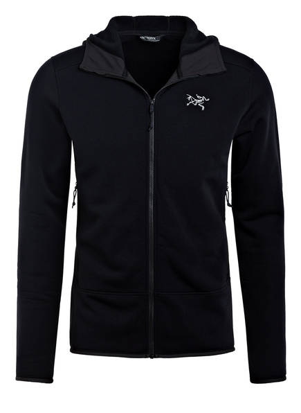 ARC'TERYX Outdoor-Jacke KYANITE, Farbe: SCHWARZ (Bild 1)
