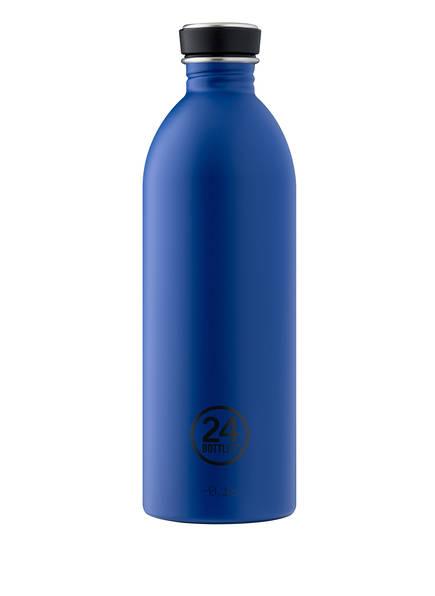 24Bottles Trinkflasche URBAN BOTTLE , Farbe: BLAU (Bild 1)