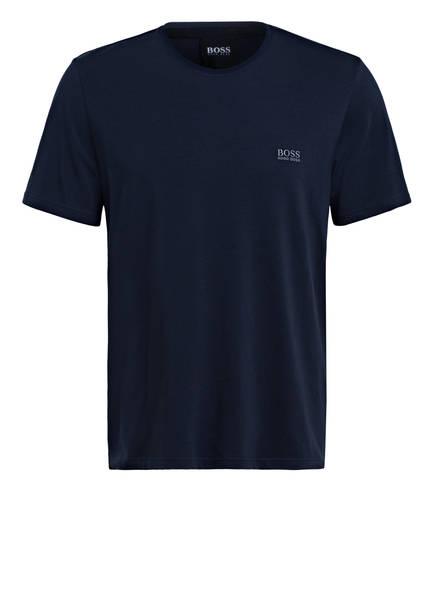 BOSS Lounge-Shirt, Farbe: DUNKELBLAU (Bild 1)