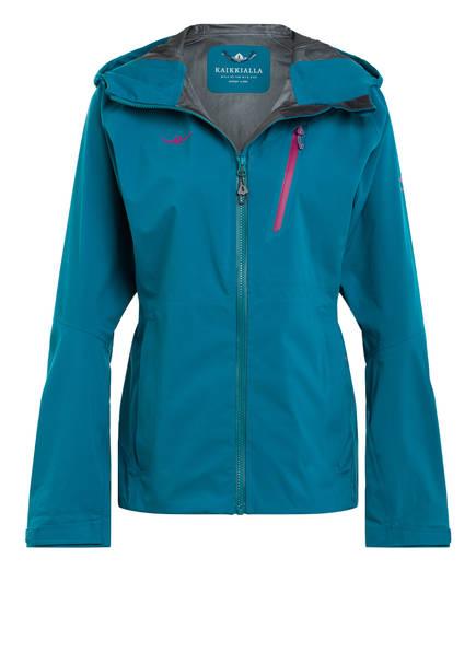KAIKKIALLA Outdoor-Jacke VIOLA 3L, Farbe: TÜRKIS (Bild 1)