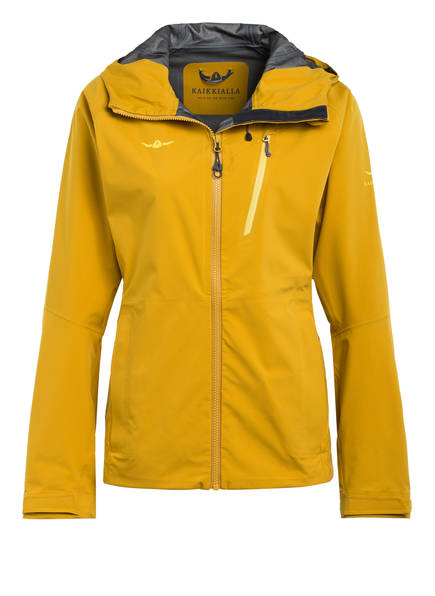 KAIKKIALLA Outdoor-Jacke VIOLA 3L, Farbe: GELB (Bild 1)