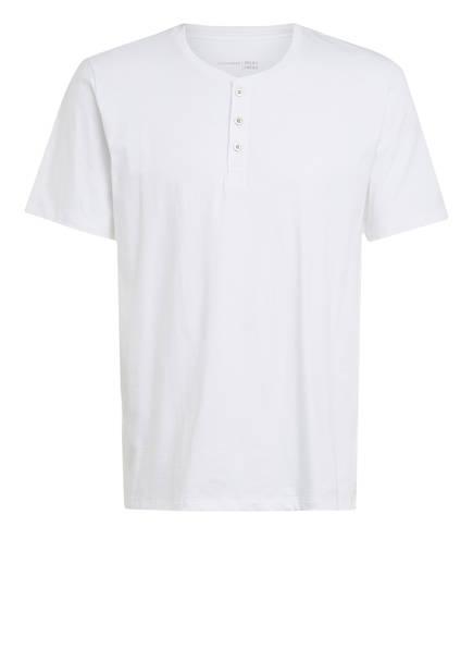 SCHIESSER Schlafshirt, Farbe: WEISS (Bild 1)