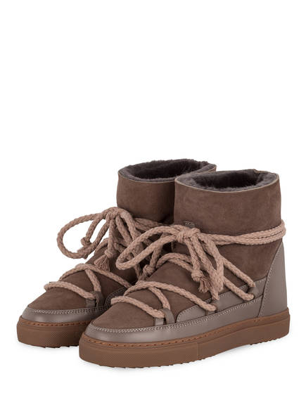 INUIKII Boots , Farbe: TAUPE (Bild 1)