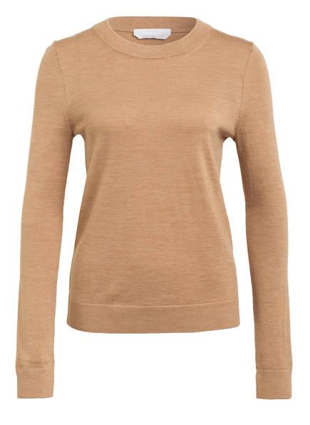BOSS Pullover FEGAN, Farbe: CAMEL MELIERT (Bild 1)
