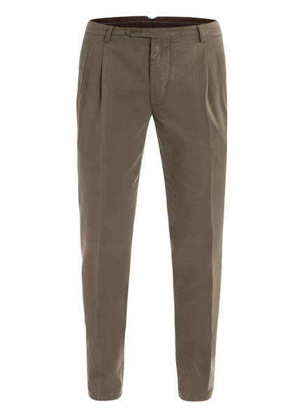 ASPESI Chino Regular Fit, Farbe: OLIVE (Bild 1)