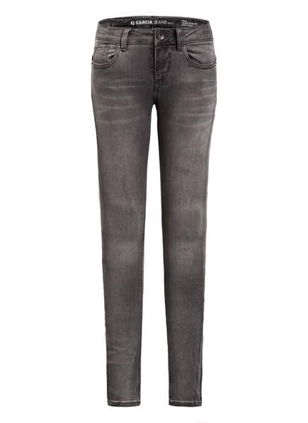 GARCIA Jeans SARAH Super Slim Fit , Farbe: 7403 DARK USED GREY (Bild 1)