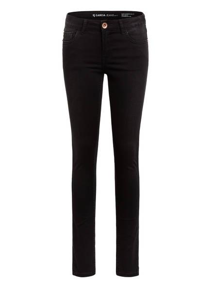 GARCIA Jeans SARAH Super Slim Fit , Farbe: 3293 RINSED BLACK (Bild 1)