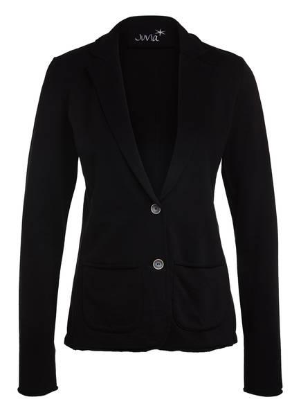 Juvia Jersey-Blazer, Farbe: SCHWARZ (Bild 1)